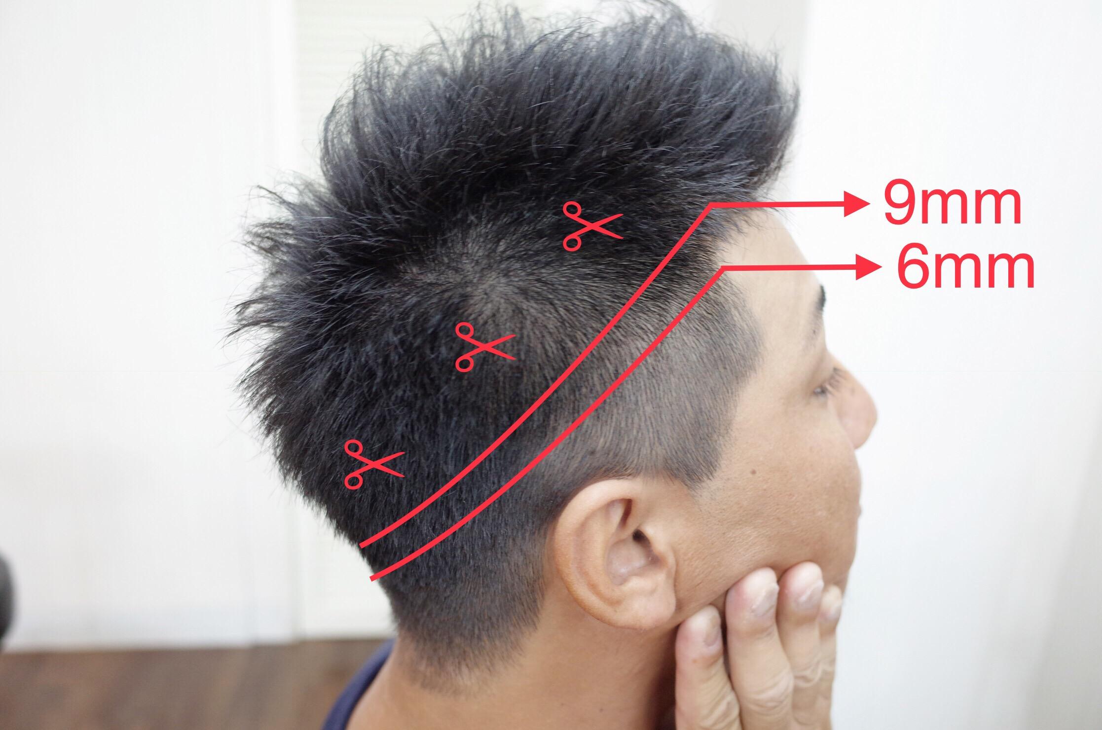 災 刈り 髪型 できる 震 から